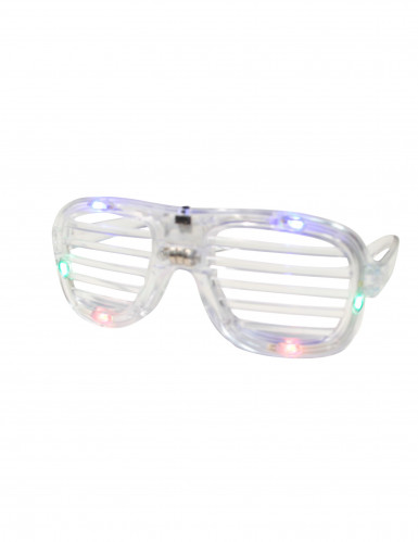 Lunette transparente LED
