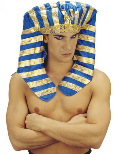 Coiffe pharaon adulte