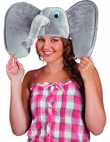 Chapeau éléphant adulte