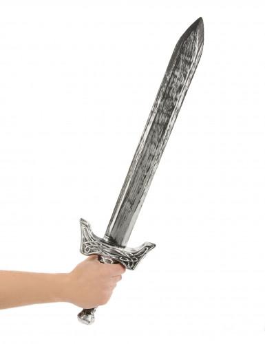 Epée chevalier en plastique 67 cm-1