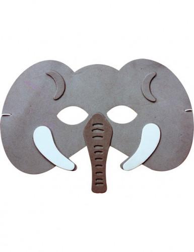 Masque éléphant enfant