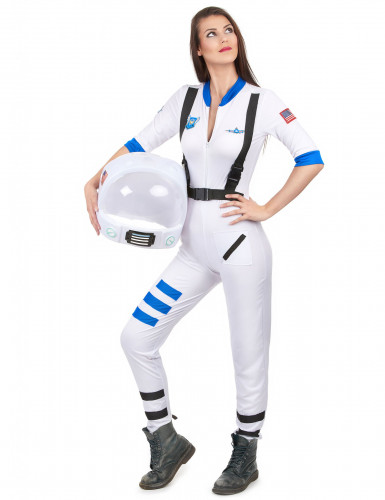 Déguisement astronaute femme-1