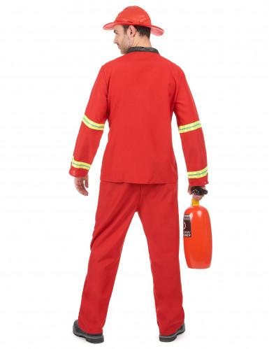 Déguisement pompier homme-2