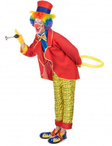 Déguisement clown amusant homme-1