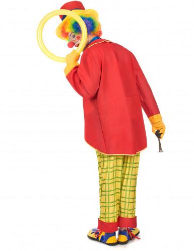 Déguisement clown amusant homme-2