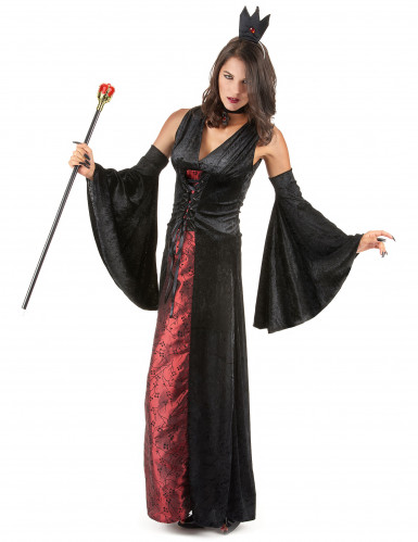Déguisement vampire chic femme-1