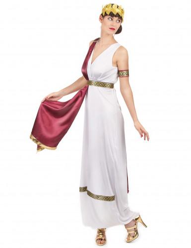 Déguisement impératrice Grecque femme-1