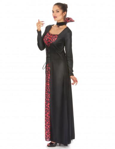 Déguisement vampire élégant femme-1