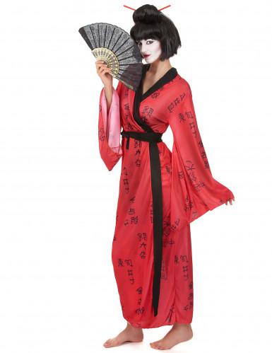 Déguisement geisha femme kimono-1
