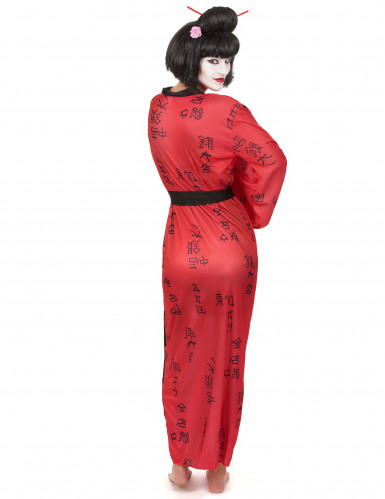 Déguisement geisha femme kimono-2