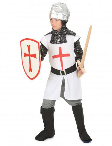 Déguisement chevalier à la croix garçon-1
