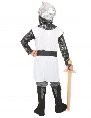 Déguisement chevalier à la croix garçon-2