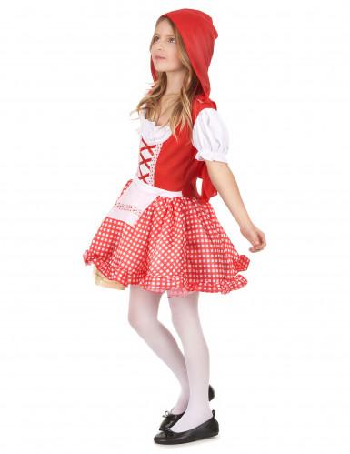 Déguisement chaperon rouge traditonnel fille-1