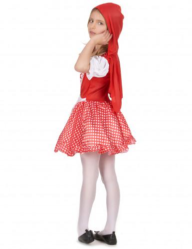 Déguisement chaperon rouge traditonnel fille-2