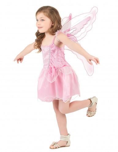 Déguisement fée papillon fille-1