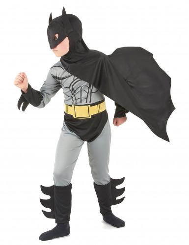Déguisement super héros homme chauve-souris garçon-1