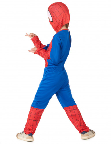 Déguisement homme araignée garçon-2