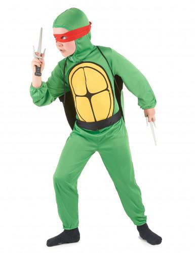 Déguisement tortue combattante garçon-1