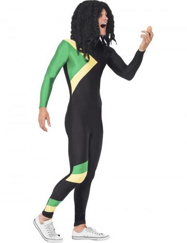 Déguisement jamaïcain adulte-1