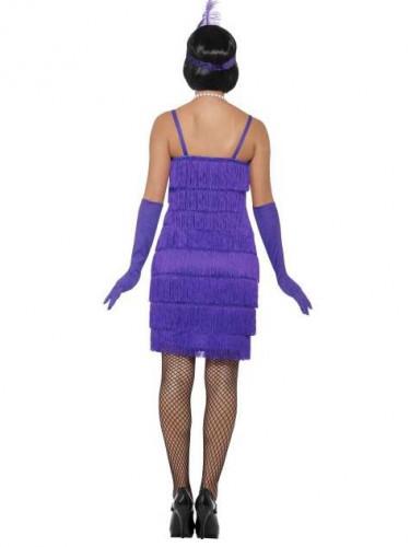 Déguisement années 20 charleston violet femme-2