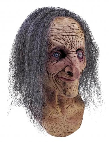Masque intégral vieille sorcière