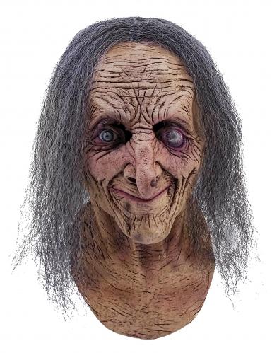 Masque intégral vieille sorcière-1