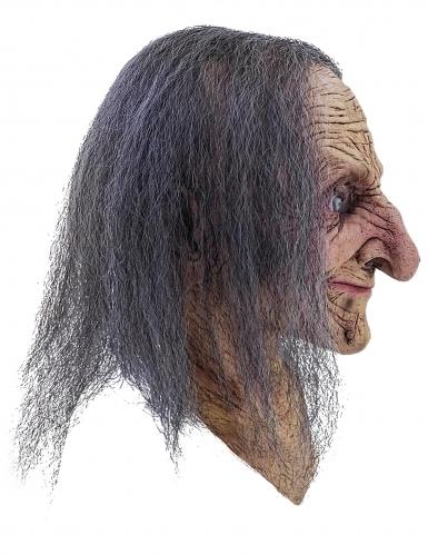 Masque intégral vieille sorcière-2