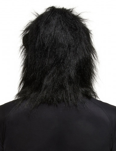 Masque gorille noir adulte-1