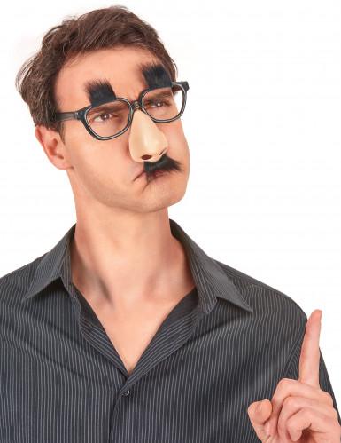Lunette nez et moustache-1