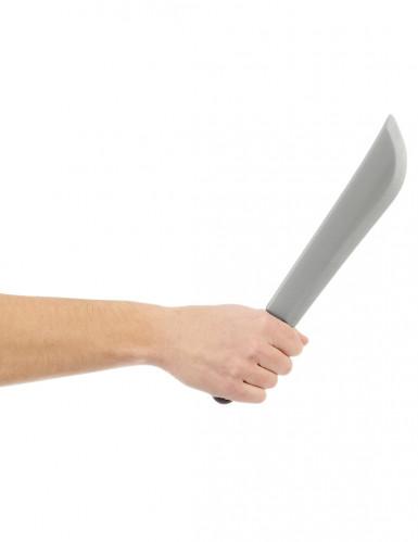 Couteau en plastique 31 cm-1
