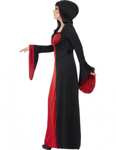 Déguisement vampire femme grande taille-1