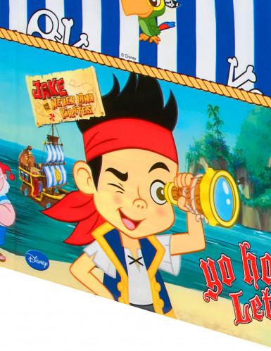 Nappe plastique Jake et les pirates™-1