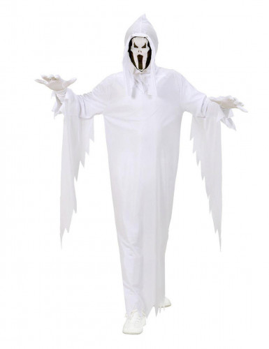 Déguisement fantôme effrayant enfant Halloween