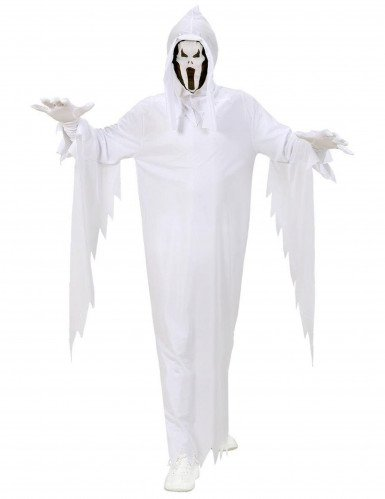 Déguisement fantôme adulte Halloween