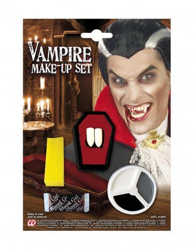Set maquillage vampire adulte Halloween