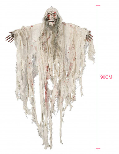 Décoration fantôme sanglant Halloween-1