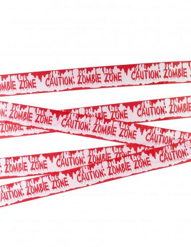 Bande zone zombie Halloween