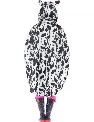Poncho vache adulte-2