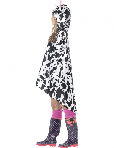 Poncho vache adulte-1