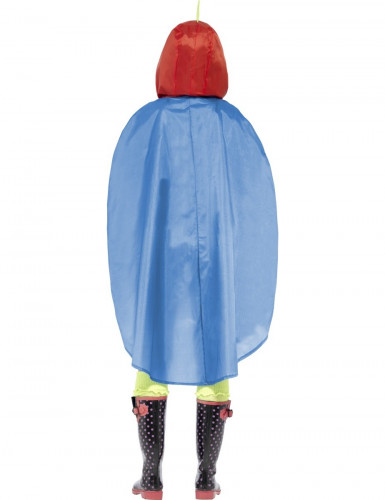 Poncho perroquet adulte-2