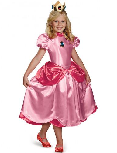 Déguisement Princesse Peach™ Deluxe Fille