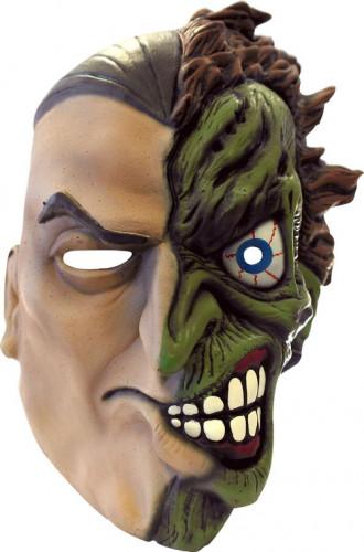 Masque intégral Double-Face Batman™ adulte
