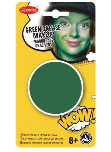 Maquillage à l'eau vert 14 g-1