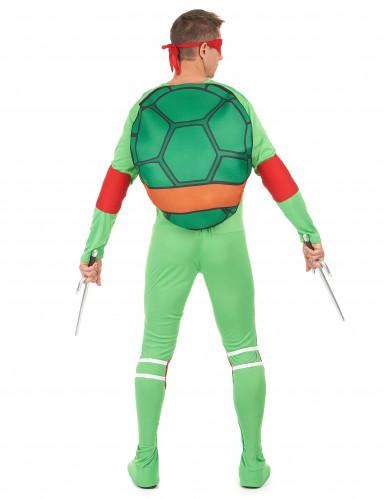 Déguisement classique Raphael Tortues Ninja™ adulte-2