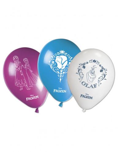 8 Ballons La Reine des Neiges™