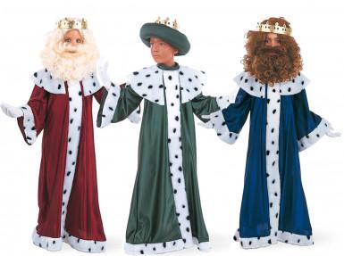 Déguisement de trio Rois Mages enfant