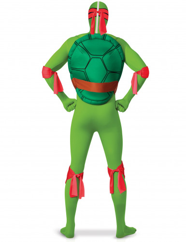 Déguisement seconde peau Raphael Tortues Ninja™ adulte-1