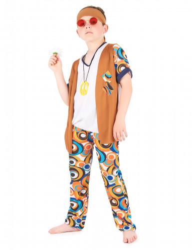 Déguisement hippie garçon-1