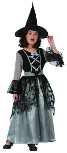 Déguisement sorcière élégante fille