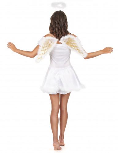 Déguisement ange blanc sexy femme-2